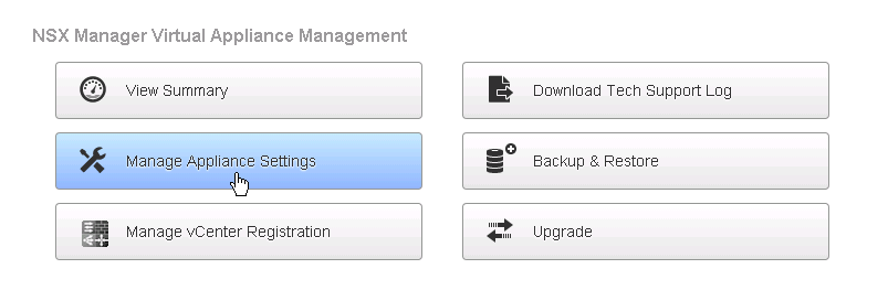 Configure and manage centralized logging for the NSX Manager and NSX