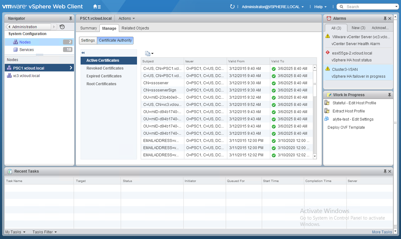 What is a platform services controller psc in vsphere 60 5 1betcityfo Image collections