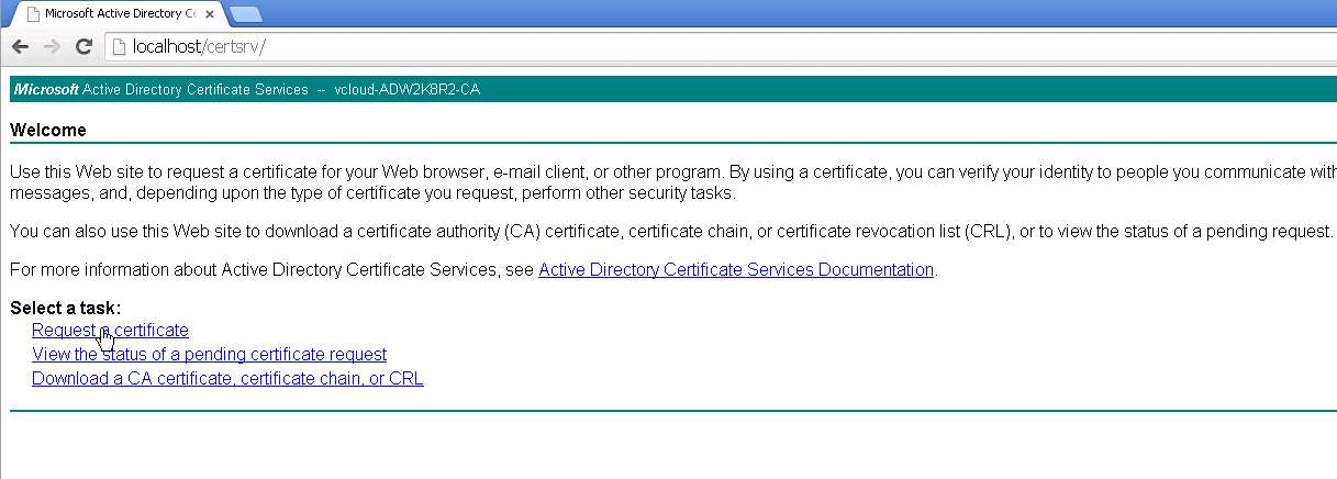 Nsx Manager Ssl Certificate Replacement With Ca
